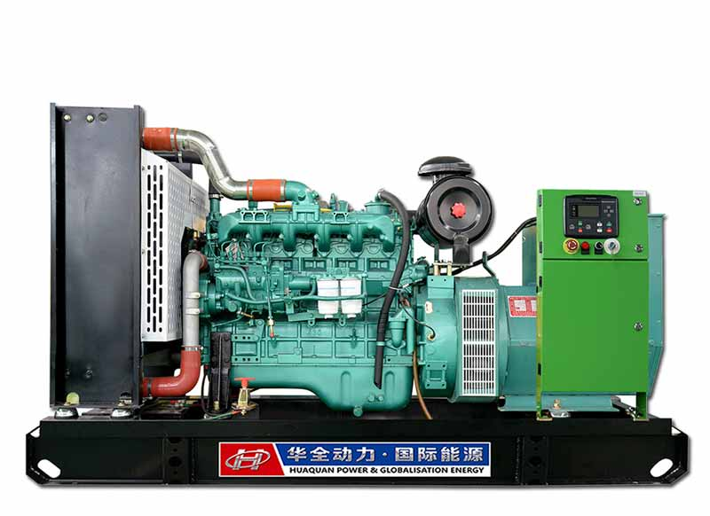 120KW玉柴发电机组