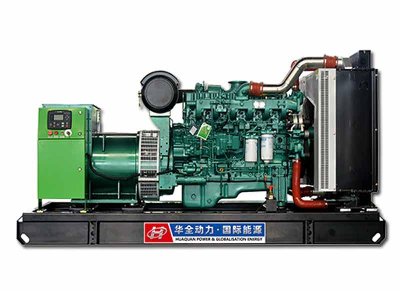 300kw玉柴发电机组