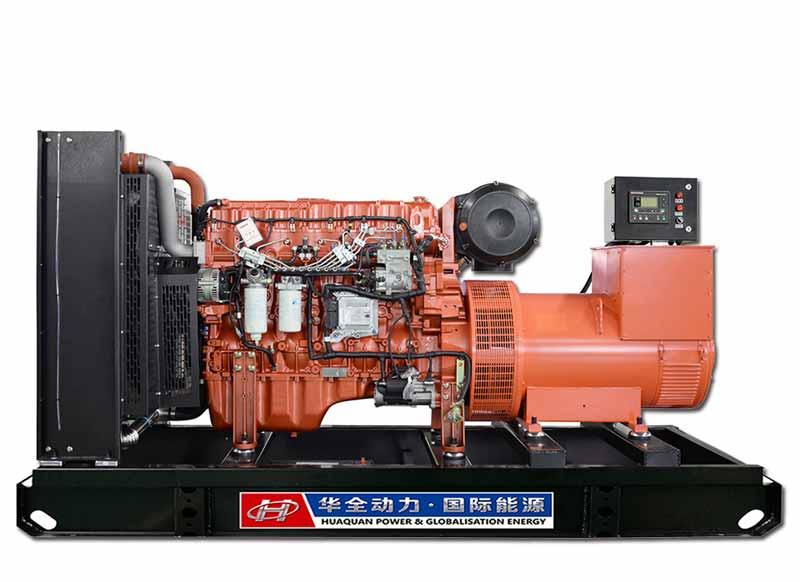 400KW玉柴联合动力发电机组